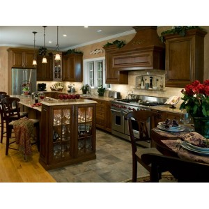 Modern kitchen, Apple Valley Woodworks