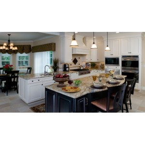 Classic kitchen, Apple Valley Woodworks