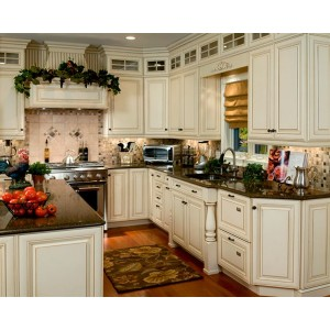 Traditional kitchen, Apple Valley Woodworks
