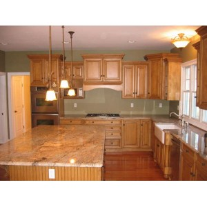Elite kitchen, Apple Valley Woodworks