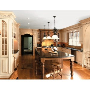 Comfort wood kitchen by Crystal