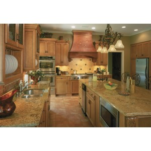 Large Island Workspace kitchen, Mouser