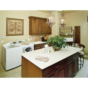 Laundry kitchen, OakCraft
