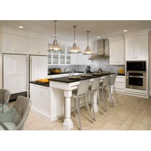 Lirica kitchen, CWP Cabinetry