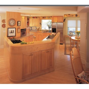 Littleton kitchen, Omega Cabinetry