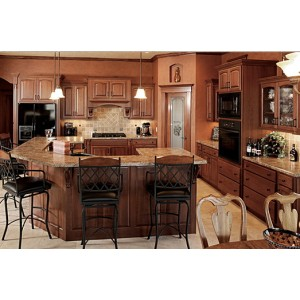 Showplace wood usa kitchens and baths manufacturer for Oxford kitchen and bath