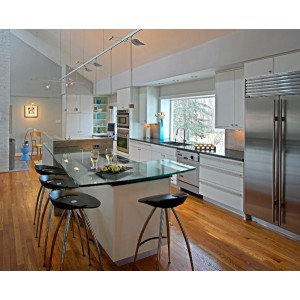 Face Frame and Frameless Kitchen Cabinets