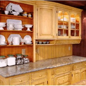Pennsylvanes German kitchen, Premier Custom Built