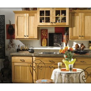 Quincy Charm kitchen by Bertch