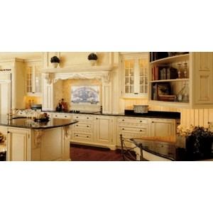 Renaissance electic A kitchen, Premier Custom Built