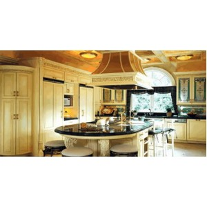 Renaissance kitchen, Premier Custom Built