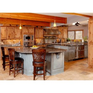 Romance kitchen, CWP Cabinetry