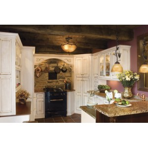 Rustic Charm kitchen, Mouser