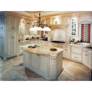 Springdale Cameo kitchen by Holiday Kitchens