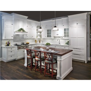 Staggered Heights and Depths kitchen, Mouser