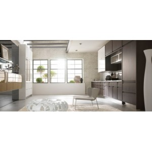 Timeline Wood kitchen, Aster Cucine