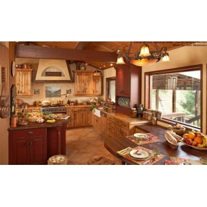 Traditional Optional kitchen by Columbia Cabinets