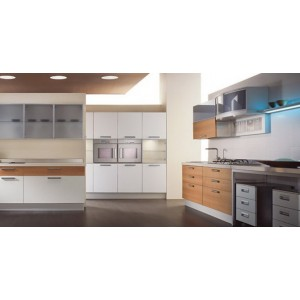 Trendy  Laminate kitchen, Aster Cucine