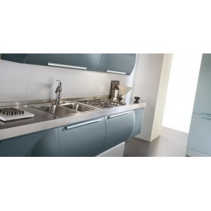 Trendy Space kitchen, Aster Cucine
