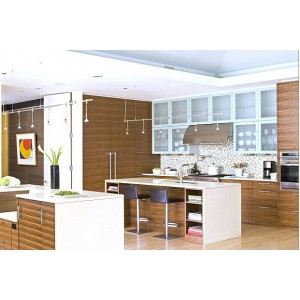 Veneer kitchen, Craft-Maid