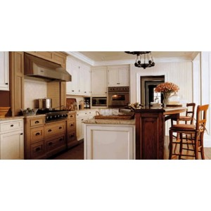Victorian City kitchen, Premier Custom Built