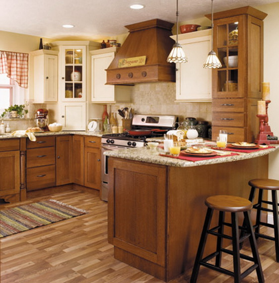 Bridgeport And Farmington Kitchen, StarMark Cabinetry. Bridgeport And  Farmington