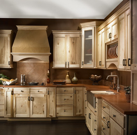 Cross Canyon Kitchen, Mastercraft. Cross Canyon. Dorado Kitchen, Mastercraft