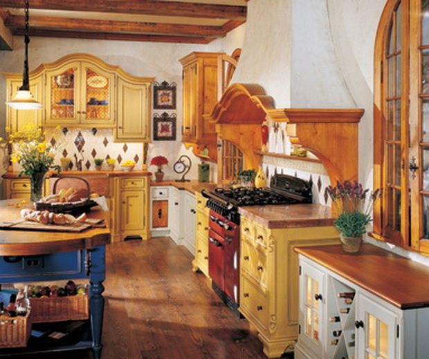 Country Kitchen Indianapolis: Quality Custom Cabinetry