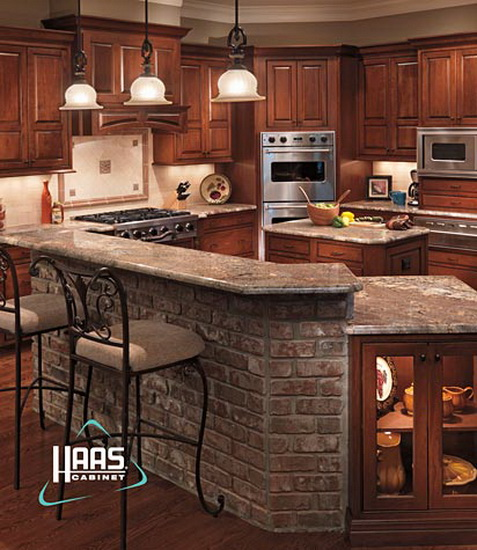 Haas Kitchen Cabinets: Kitchens And Baths Manufacturer
