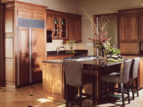 Family Kitchen, Jay Rambo. Family