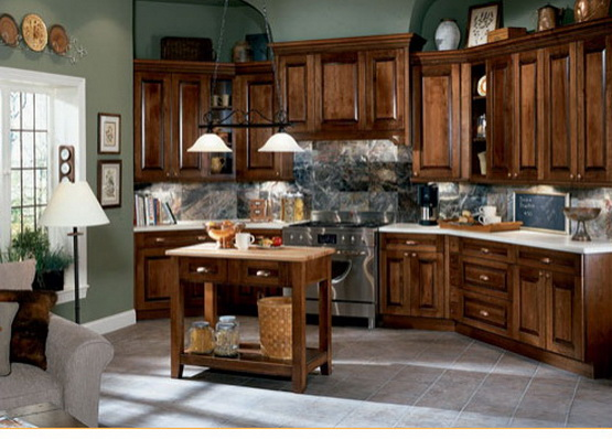 Comfort Kitchen, Kraft Maid. Comfort