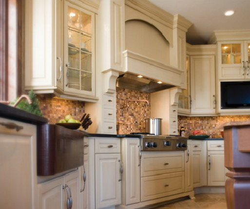 Luxury Kitchen, Dura Supreme