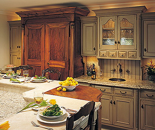 Kitchen Cabinets Dayton Ohio: Quality Custom Cabinetry