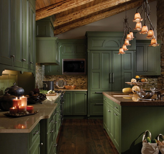 Wood Mode Cabinetry In This Kitchen: Kitchens And Baths Manufacturer