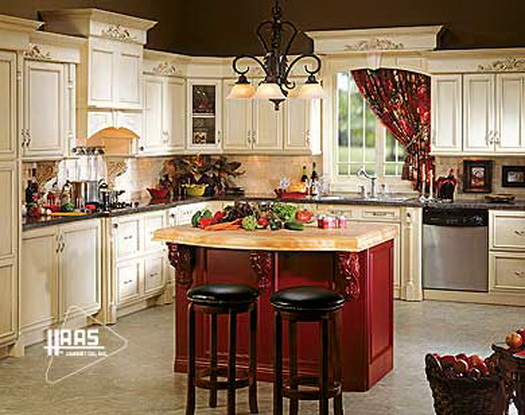 Haas usa kitchens and baths manufacturer for Oxford kitchen and bath