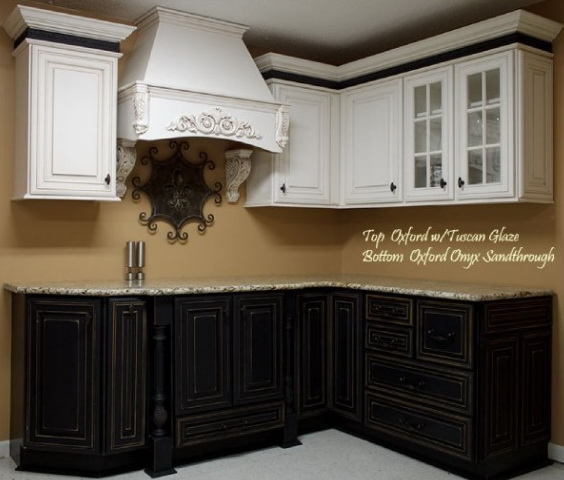 Tru wood usa kitchens and baths manufacturer for Oxford kitchen and bath