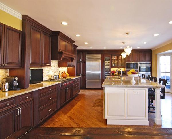 Plywood Full Overlay Kitchen, Cabico. Plywood Full Overlay