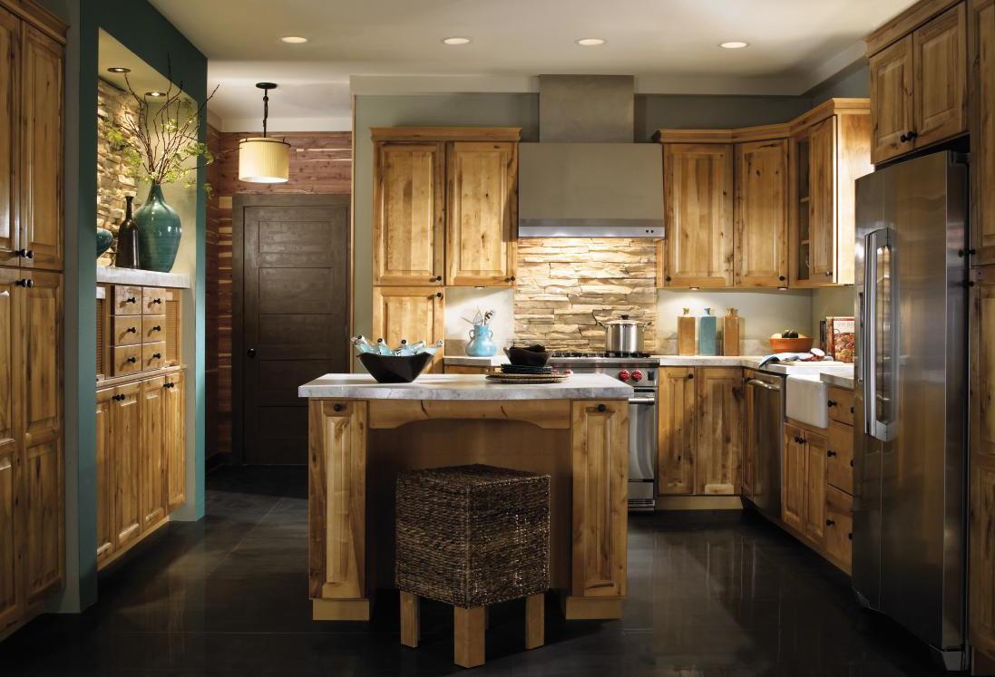 San Antonio Birch Kitchen Cabinets