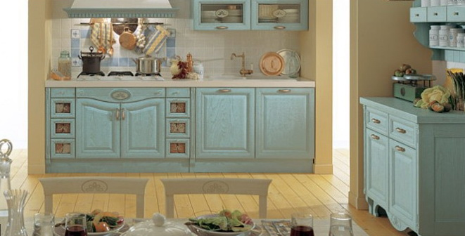 Aster Cucine | Italy | Kitchens and Baths manufacturer