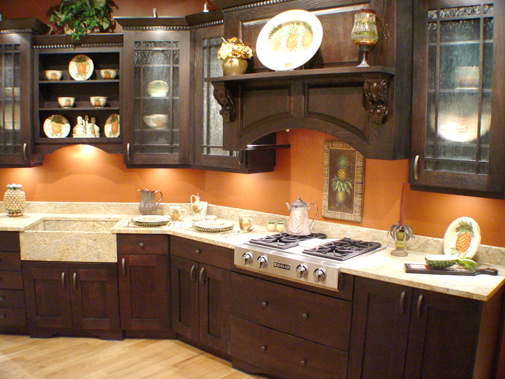 Stickley Wide Traditional