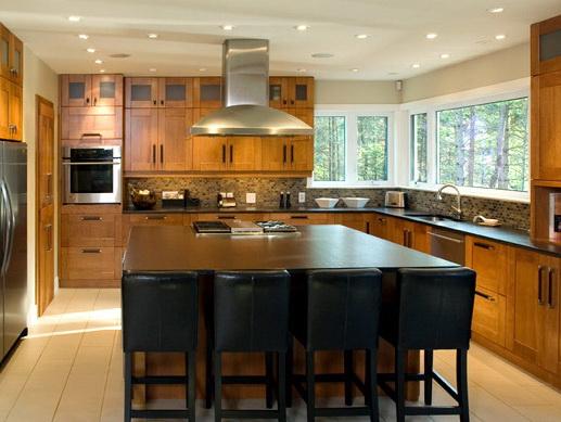 Decor canada kitchens and baths manufacturer kitchen for Kitchen designs canada
