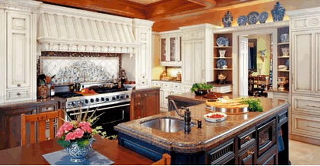 Victorian A Kitchen, Premier Custom Built. Victorian A. Victorian City  Kitchen, Premier Custom Built