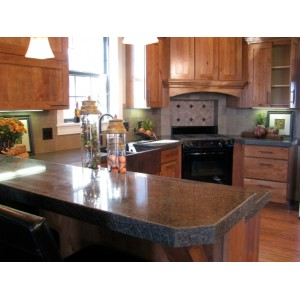 Bigcreek kitchen by Crown Cabinets