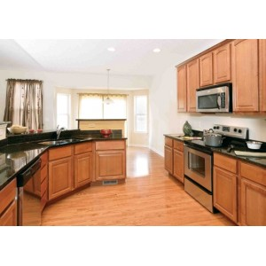 Classic Elite kitchen, Kountry Wood Products