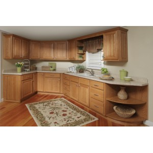 Classic kitchen, Kountry Wood Products
