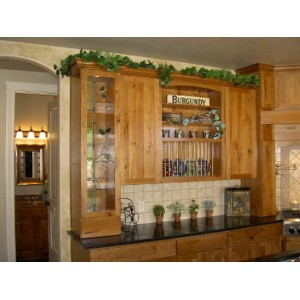 Clearcreek kitchen by Crown Cabinets