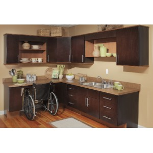 Contemporary kitchen, Kountry Wood Products
