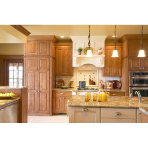 Country kitchen by Woodharbor