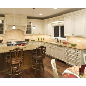 Elite kitchen by Woodharbor
