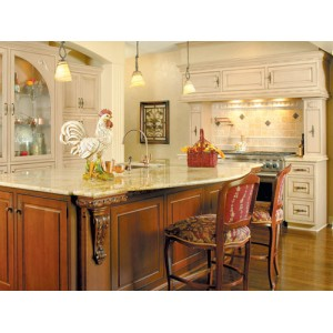 Extravagant kitchen, Ovation Cabinetry